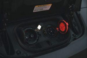 Rezervoar kod električnog automobila