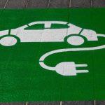 Mesto na kome se električni automobili mogu puniti