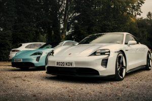 Sportski električni auto