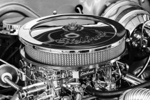 Motor novog automobila